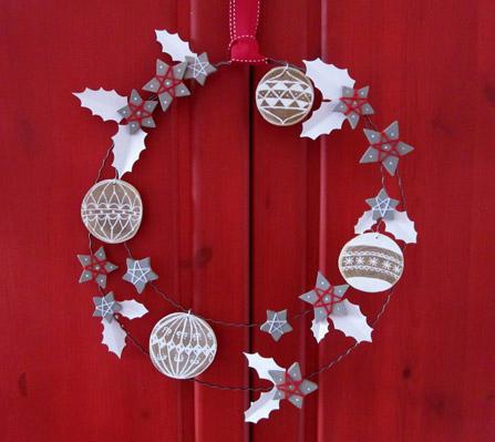 Preparando los adornos navide os - Los adornos navidenos ...