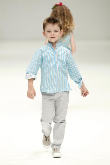 El look ideal para niños en primavera y verano |