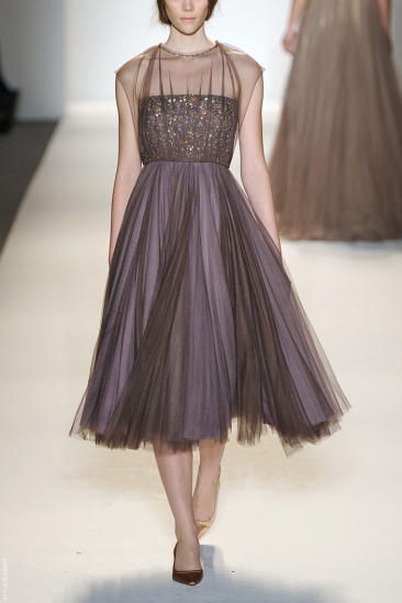 Ready to wear fall winter 2013 Jenny Packham New York February 2013