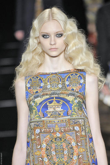 Ready to wear fall winter 2013 Just Cavalli Milan February 2013